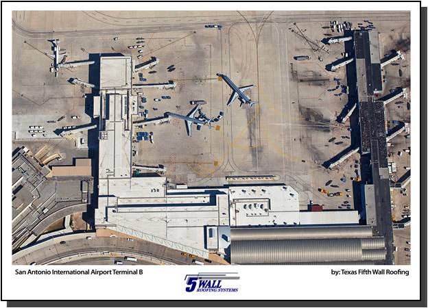 Project Highlight:  The San Antonio International Airport (SAIA) and Terminal Expansion Project