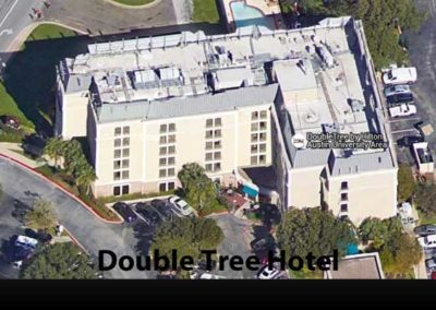 ReRoof Of Double Tree Hotel