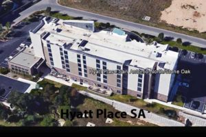 Hyatt Place San Antonio Roof Completed By TFW