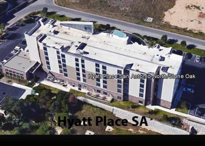 Texas Fifth Wall Completes Roof On Hyatt Place San Antonio