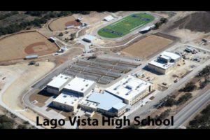 TFW Roofing Professionals Complete Commercial Roof - Lago Vista HS