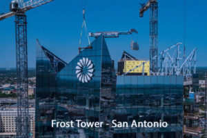 Frost Tower, San Antonio, TX