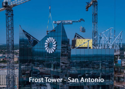 Frost Tower Roof Completed By Texas Fifth Wall Roofing Systems, Inc.